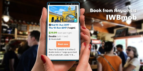 introducing iwbmob a new mobile booking concept - Introducing IWBmob – a New Mobile Booking Concept