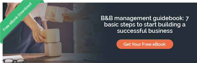 5 ways you can change the way you run your bb for the better 1 - 5 ways you can change the way you run your B&B for the better