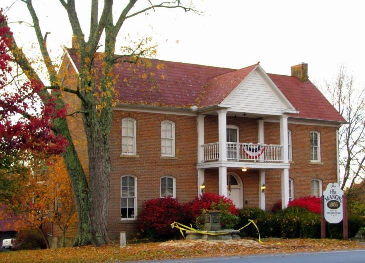 moffit manor historical bb altamont tn - Moffit Manor Historical B&B - Altamont, TN