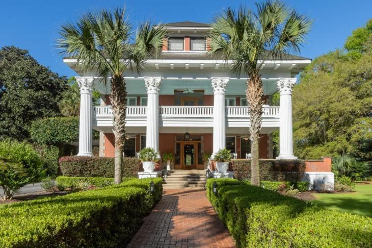 herlong mansion bed breakfast micanopy fl - Herlong Mansion Bed & Breakfast - Micanopy, FL