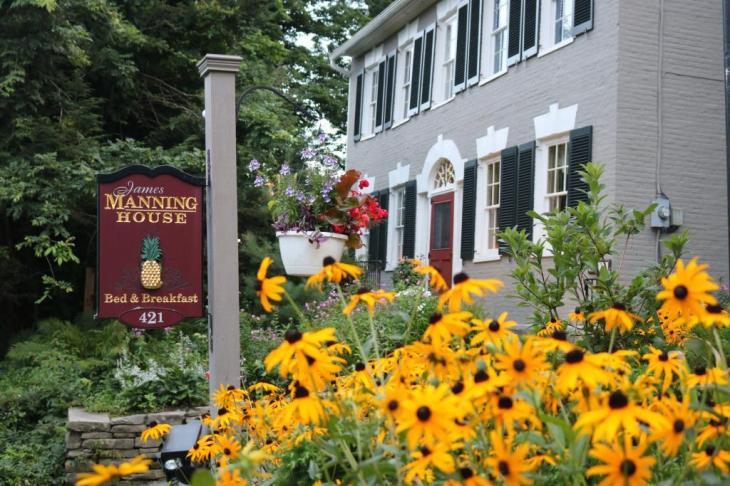 james manning house bb bethany pa - James Manning House B&B - Bethany, PA