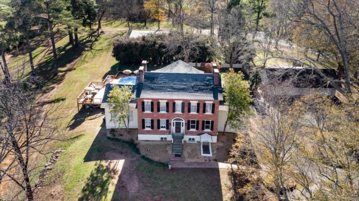 the hoke rhyne house lincolnton nc - The Hoke-Rhyne House - Lincolnton, NC