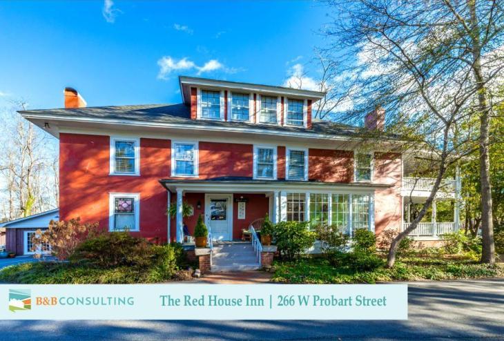 the red house inn brevard nc - The Red House Inn - Brevard, NC