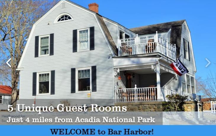 heathwood inn bar harbor me - Heathwood Inn - Bar Harbor, ME