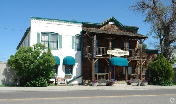 historic gooding hotel bed and breakfast gooding id - Historic Gooding Hotel Bed and Breakfast - Gooding, ID