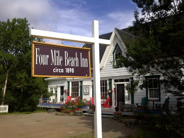 four mile beach inn sugarloaf ns - Four Mile Beach Inn - Sugarloaf, NS
