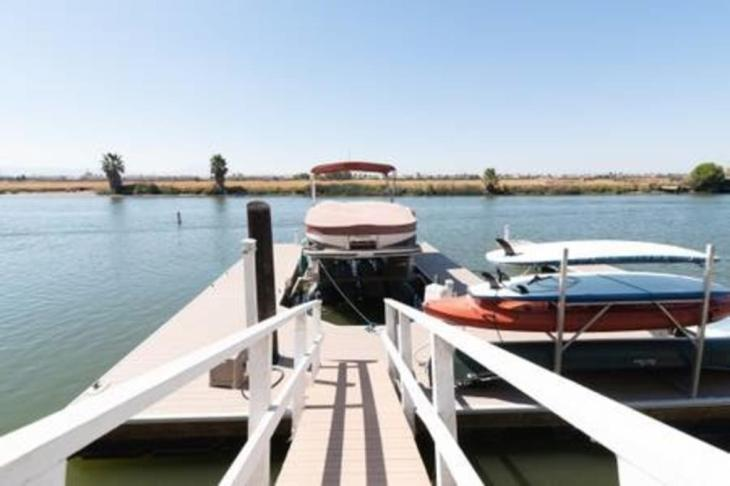 waterfront home with dock in california delta discovery bay ca - Waterfront Home with Dock in California Delta - Discovery Bay, CA