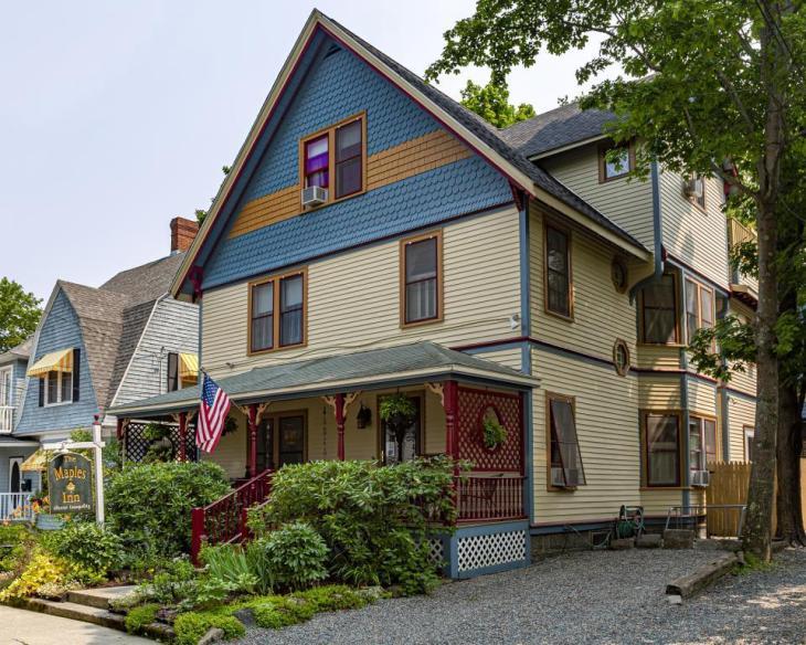 the maples inn bar harbor me - The Maples Inn - Bar Harbor, ME