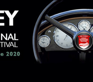 Jersey International motoring Festival du 3 au 7 juin 2020