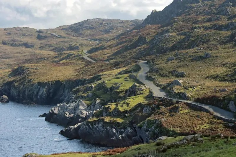 Irlande la wild Atlantic way