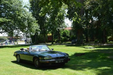 Jaguar XJS à louer