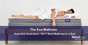 The Eva Mattress – Awarded Australia's 'Best Mattress in a Box'