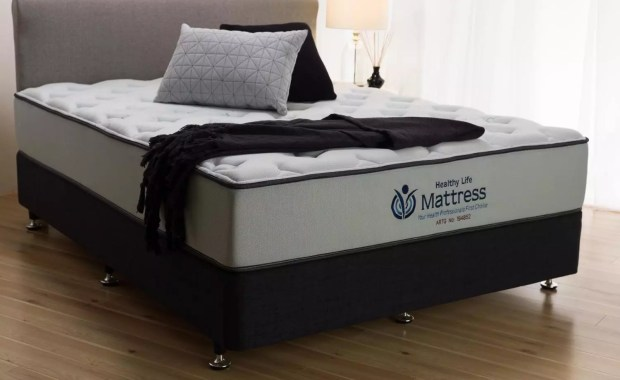 Healthy Life Classic – Awarded Australia's Best Spinal Care Mattress