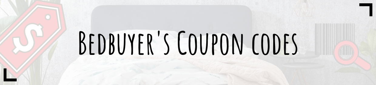 Bedbuyer coupon code banner