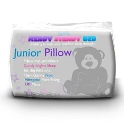 Cushy Anti-Allergy Toddler Pillow