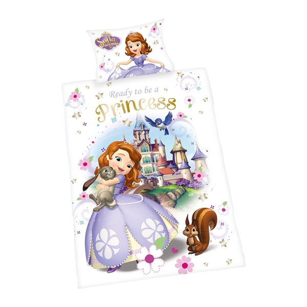 Disney Prinses Sofia dekbed