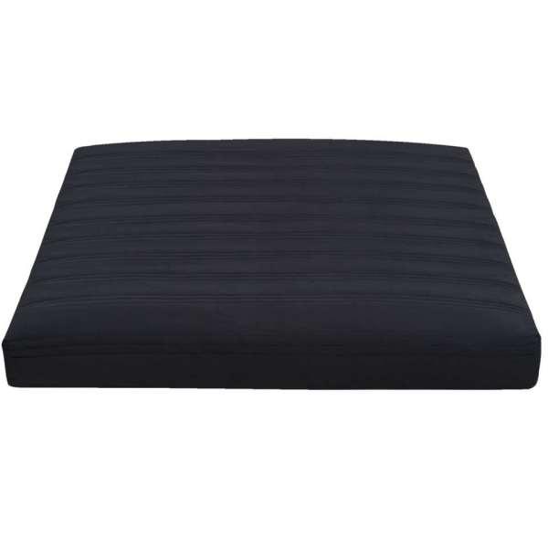 Matras Sydney - zwart - 140x200x16 cm - Leen Bakker