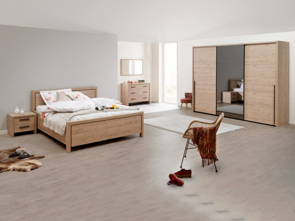 Complete slaapkamer VIOLON IV castella