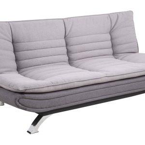 Bendt Slaapbank 'Oliver' kleur grijs