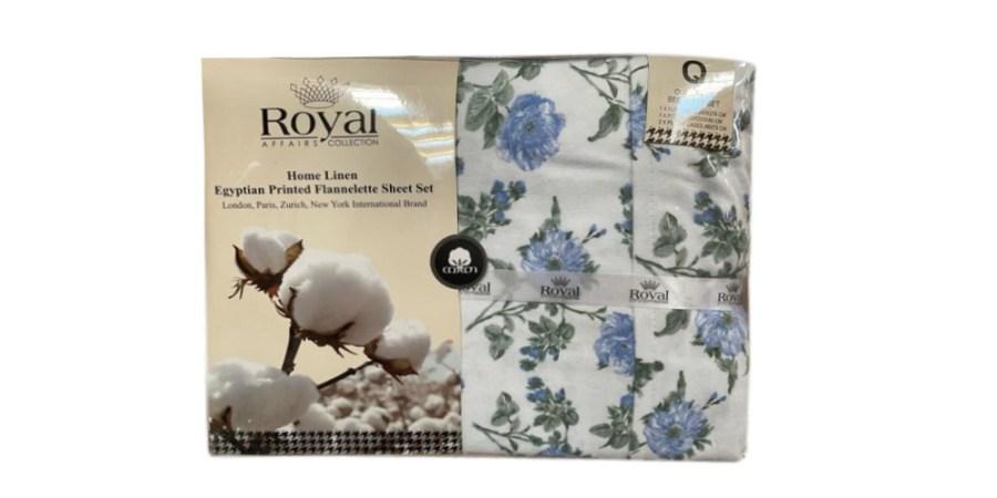 100% Pure Cotton Cozy Winter Flannelette Sheet Sets Design- Dokea~FREE POSTAGE~