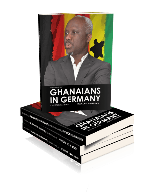 English - Beddy The history of Ghanaians in Germany