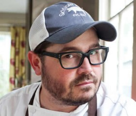 Sean Brock (Courtesy of Husk)