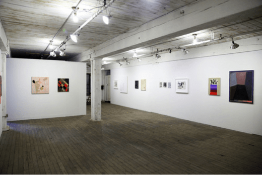 Inside the Fowler Arts Collective. (Lia Post/The Fowler Arts Collective)
