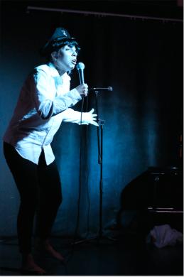 (photo: Madeline Manning)