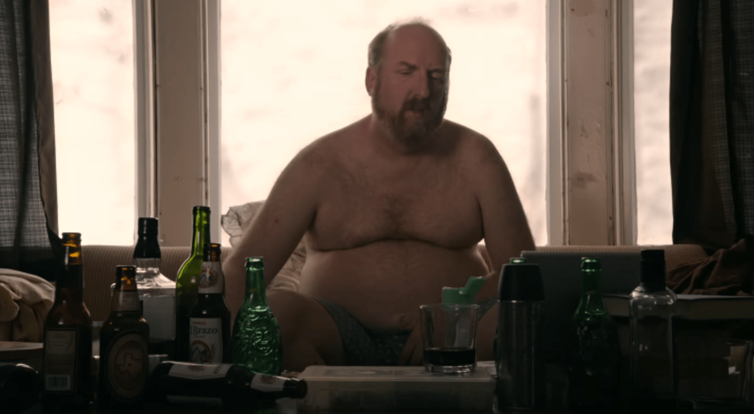 Brian Posehn in Uncle Nick.