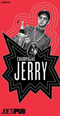 (flyer via Champagne Jerry / Facebook)