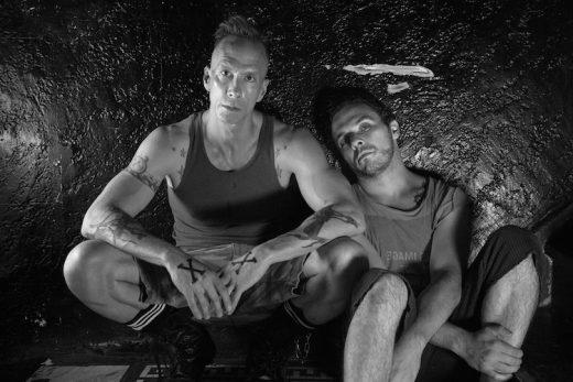J. Stephen Brantley (L) and Nico Grelli (R) (photo: Hunter Canning)