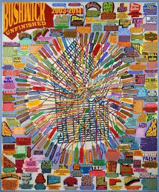 Loren Monk (image via Arts in Bushwick)