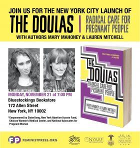 (flyer via The Doulas / Facebook)