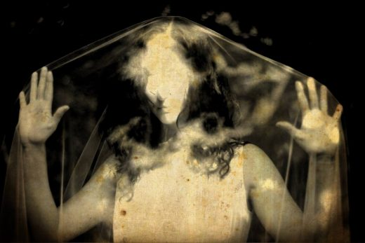 Chris Carlone, Buried Love, 2011. (image via Tarot Society / Facebook)