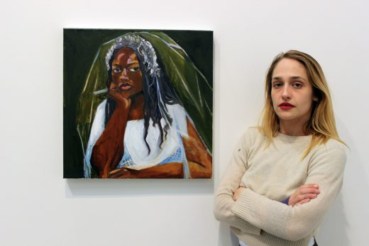 Jemima Kirke Of Girls Talks Painting Marriage And Metoo
