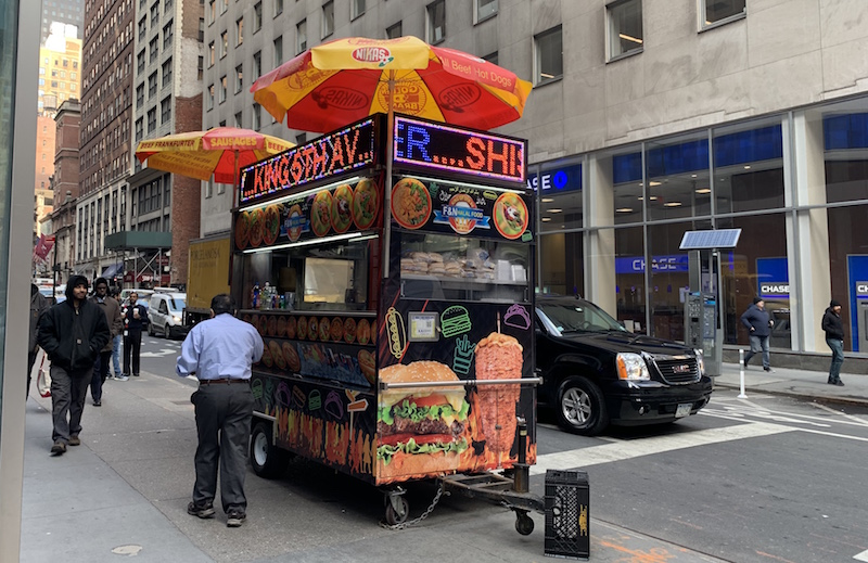 How NYC's Broken Food Cart System Leaves Vendors Scraping By - PUNCHLAND 3