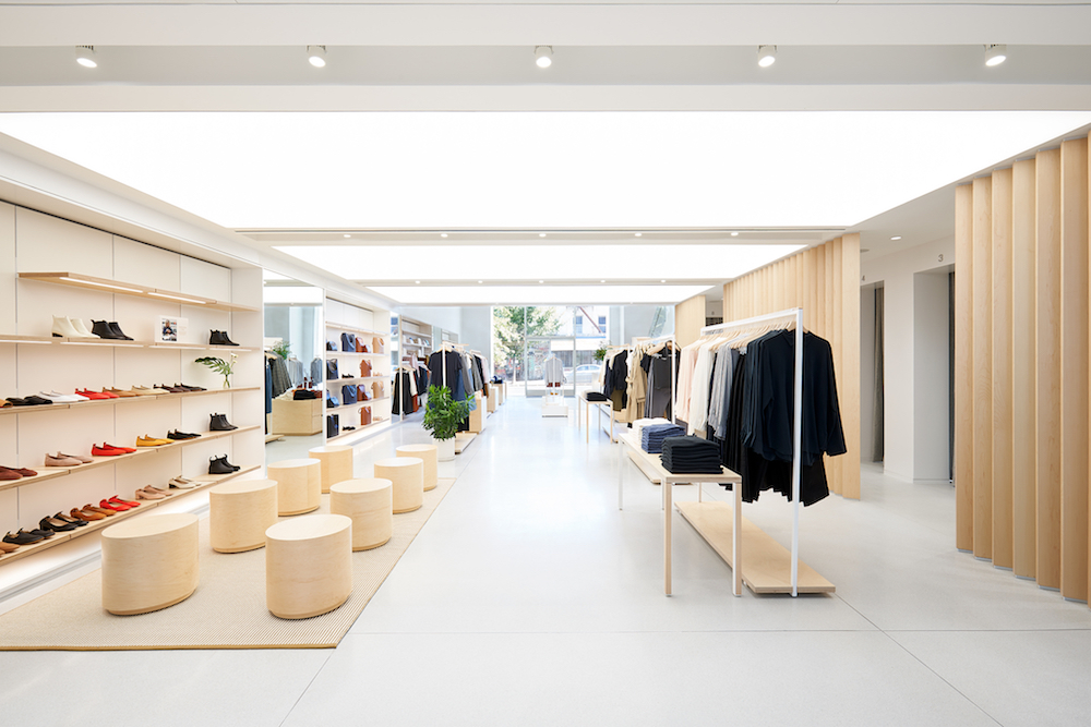 Clothing Brand Everlane is Ever-Expanding With Williamsburg Store - PUNCHLAND 3