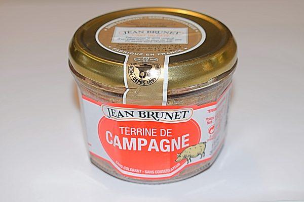 Terrine De Campagne Farmhouse Pate 180g