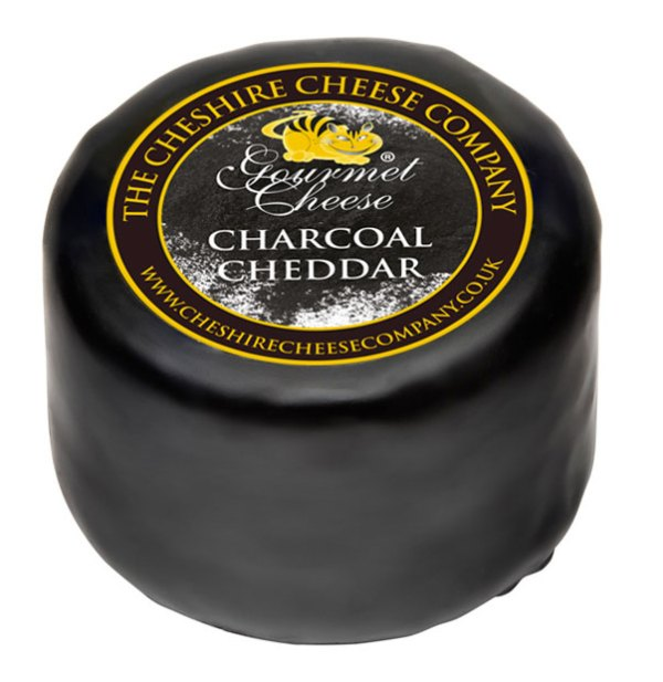 NEW The Cheshire Cheese Company - Charcoal Cheddar 200g