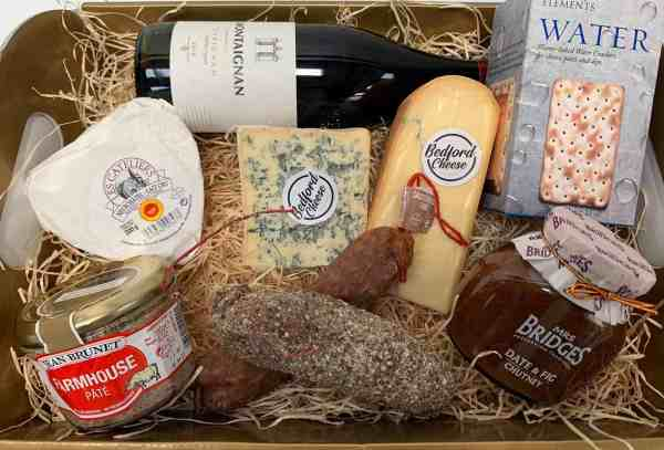 Premium french Hamper