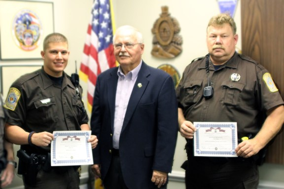 deputies of the month