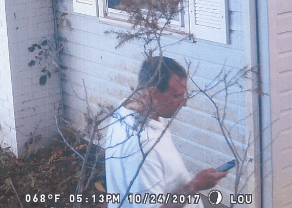 Huddleston larceny suspect - help us identify him!