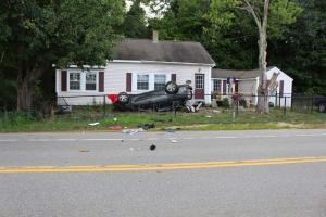 *UPDATE* Passenger Dies, Driver Charged in Serious Bedford, N.H. Motor Vehicle Crash