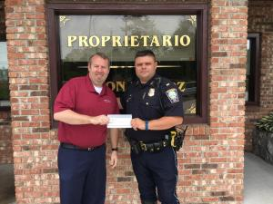 Bedford Police Association Holds Fundraiser at Carrabba's