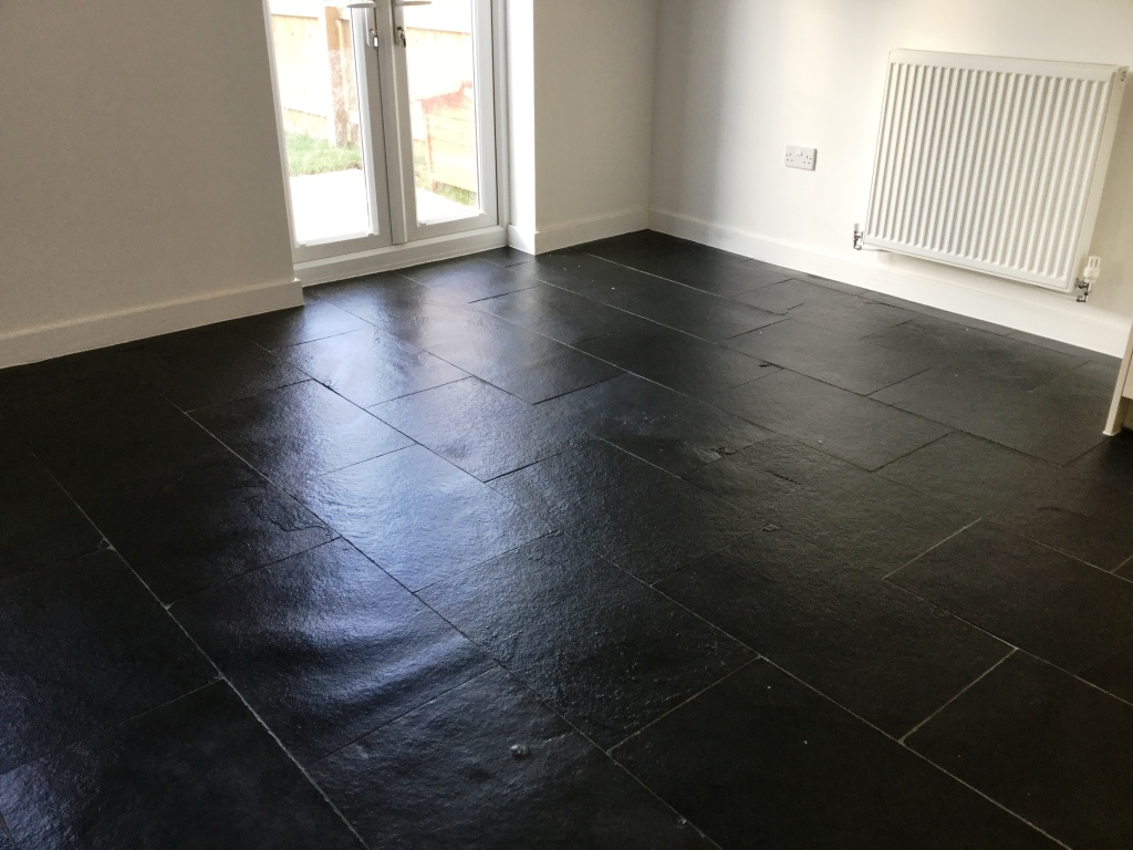 Renovating A Badly Installed Limestone Tiled Floor