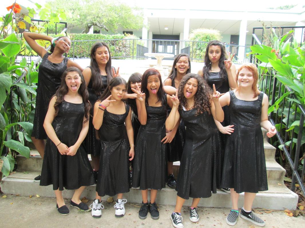 Choir Class Pictures