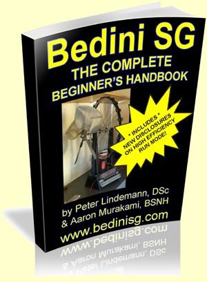 Bedini SG - Peter LindemannとAaron Murakamiによる完全な初心者向けハンドブック