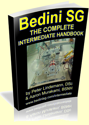 Bedini SG - 完全な中級ハンドブック