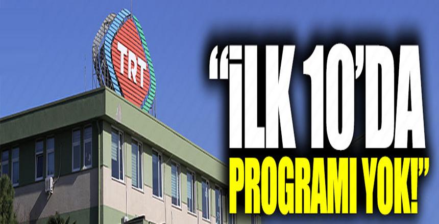 """CHP'li Gamze Gamze İlgezdi: """"TRT'nin başarısızlığı gizleniyor"""""""