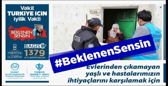 Türkiye Diyanet Vakfı'ndan sosyal medya çalışması